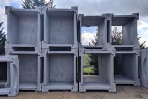 Produzione e vendita di manufatti in cemento